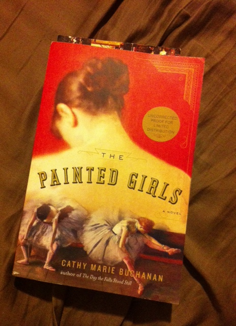 Got a new book! - The Painted Girls
